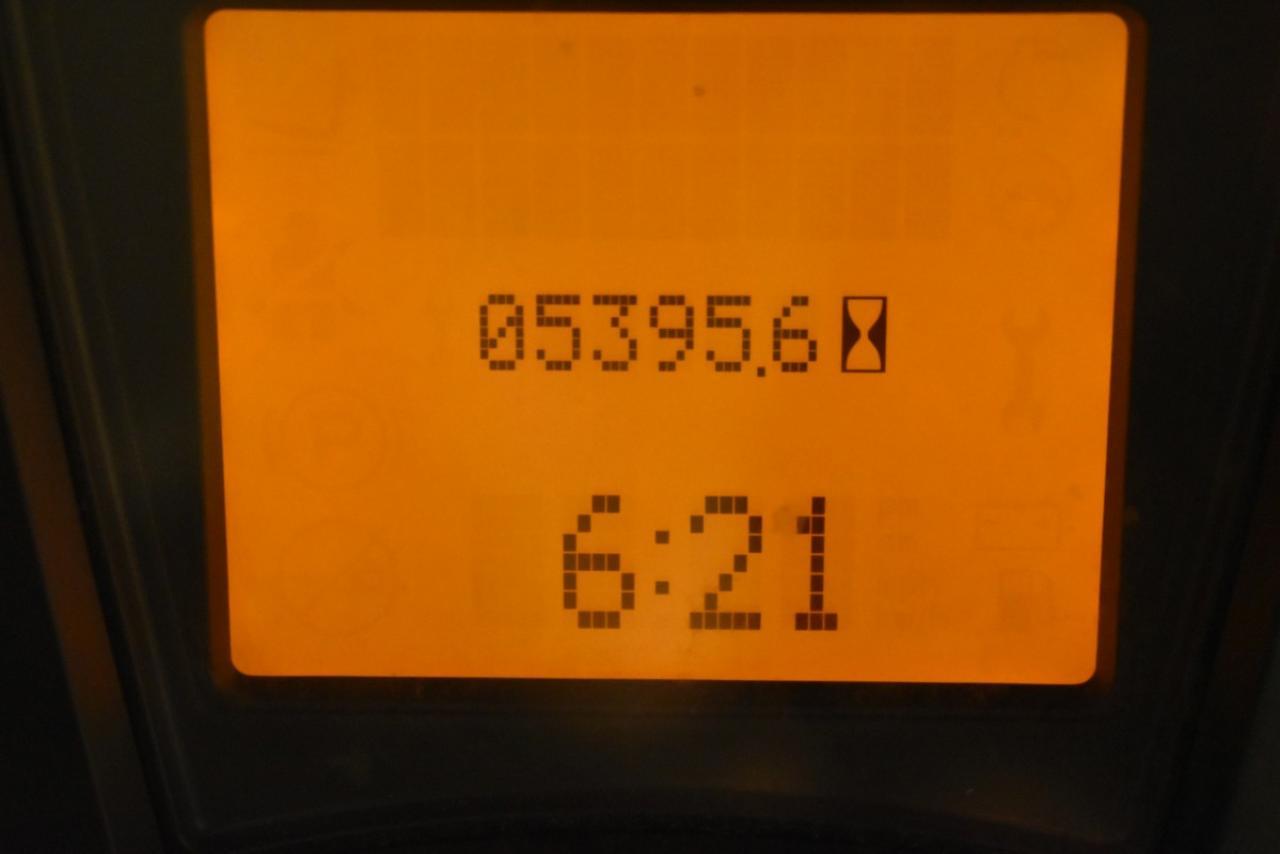 27837 LINDE H 18 T-01 - LPG, 2013, polokabina, BP, pouze 5394 mth
