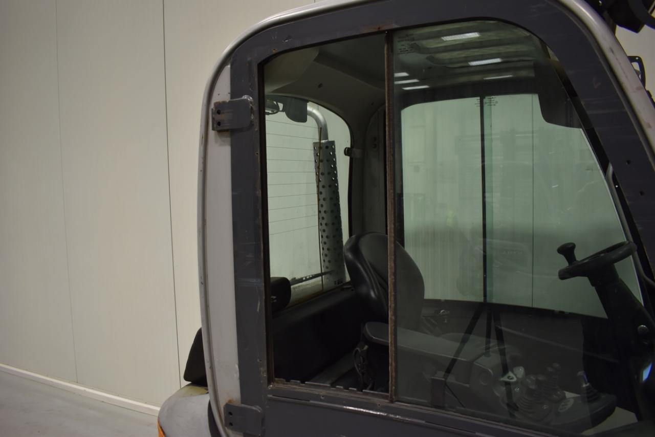 27840 STILL RX 70-16 - Diesel, 2013, Kabina, BP, volný zdvih, pouze 5405 mth