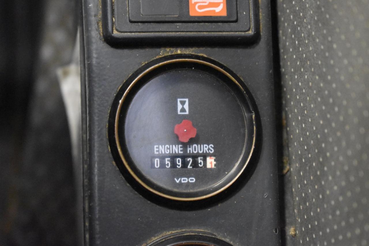 28074 LINDE S 50 - Diesel, 2001, Kabina, pouze 5923 mth