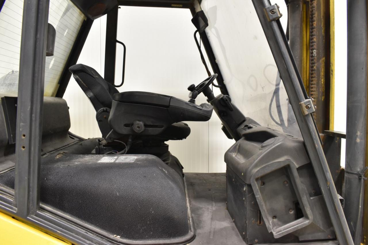 28108 LINDE H 80 D/02 - Diesel, 2012