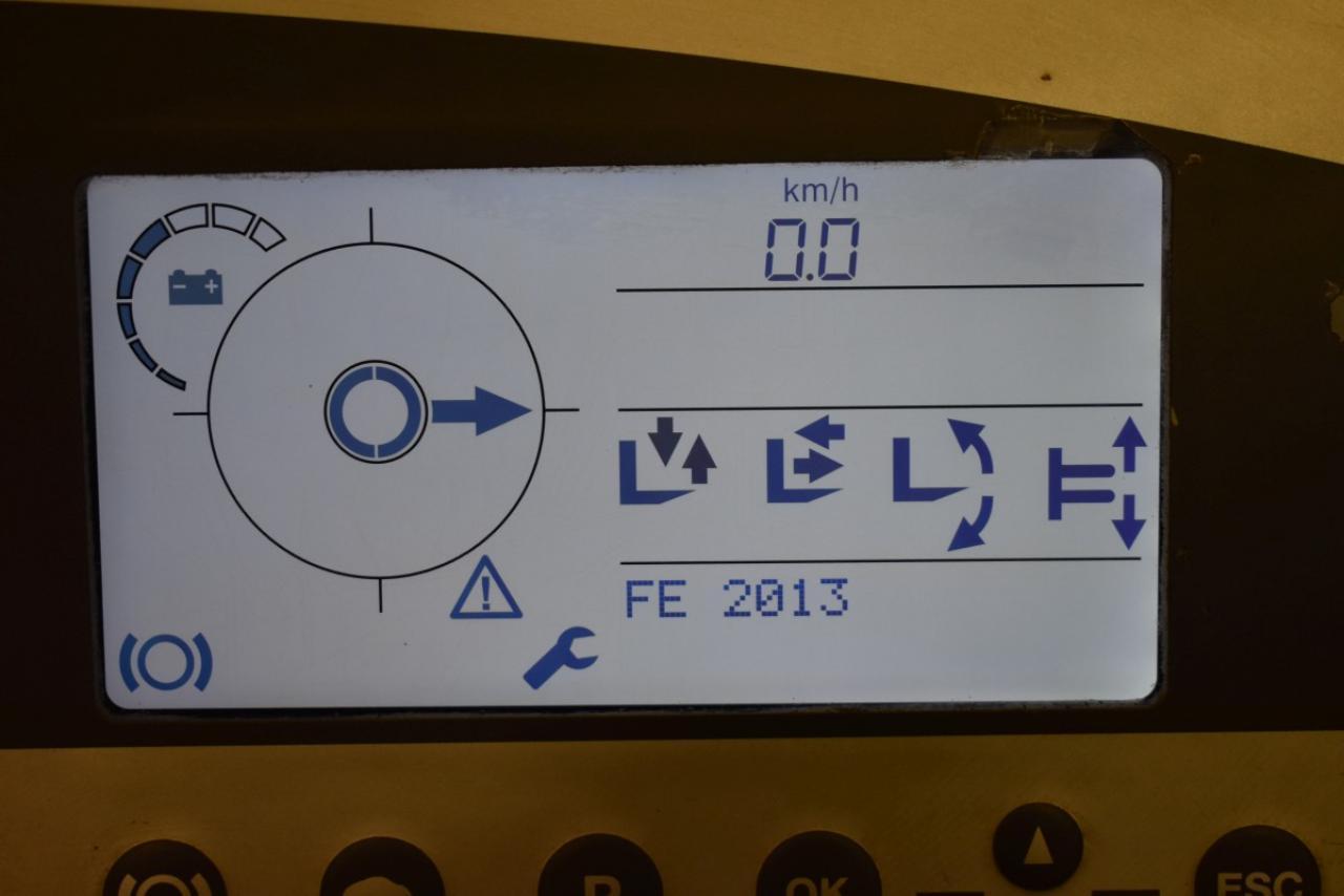 28250 STILL FM-X 14 - AKU, Retrak, 2013, BP, Volný zdvih, Triplex, pouze 6116 mth, VÝHODNÁ CENA