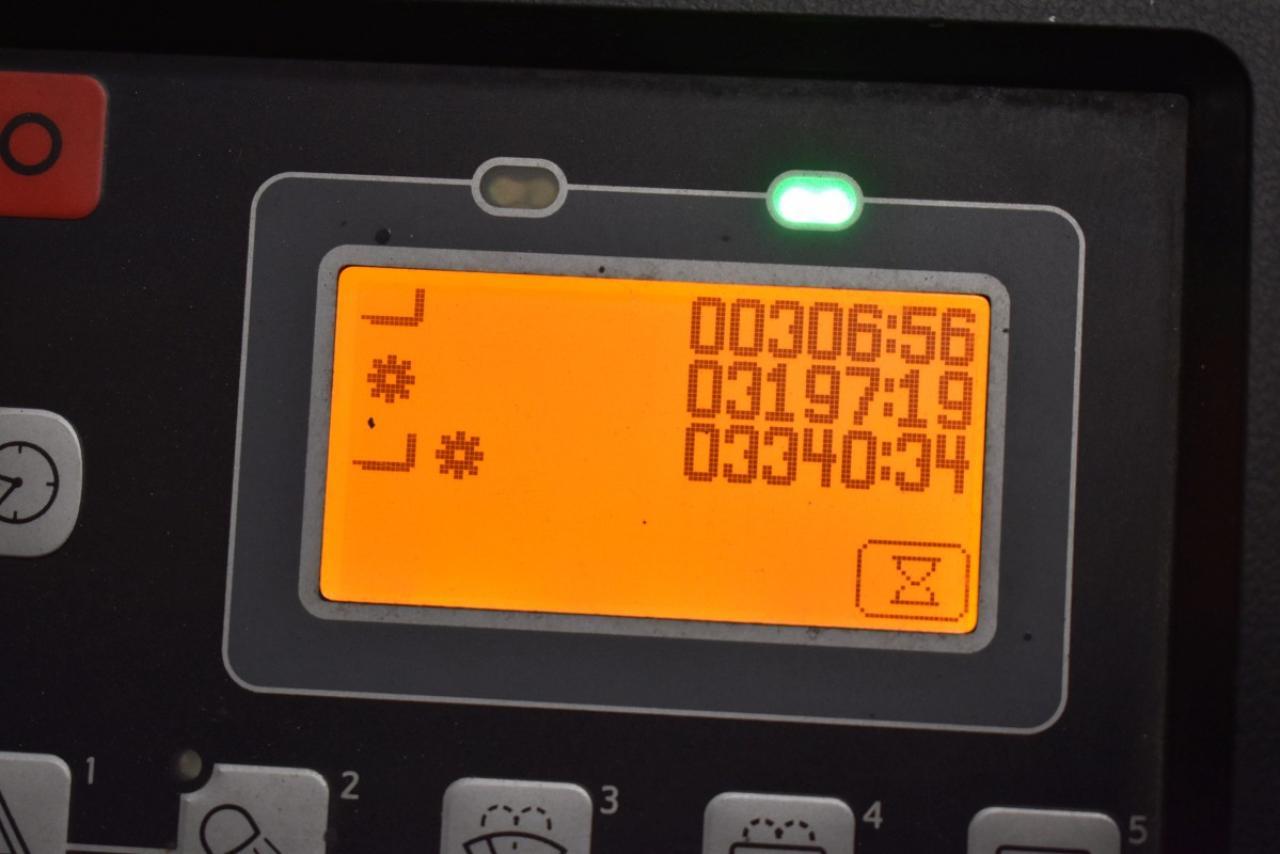 28313 TOYOTA 8FBMKT20 - AKU, 2014, BP, pouze 3339 mth