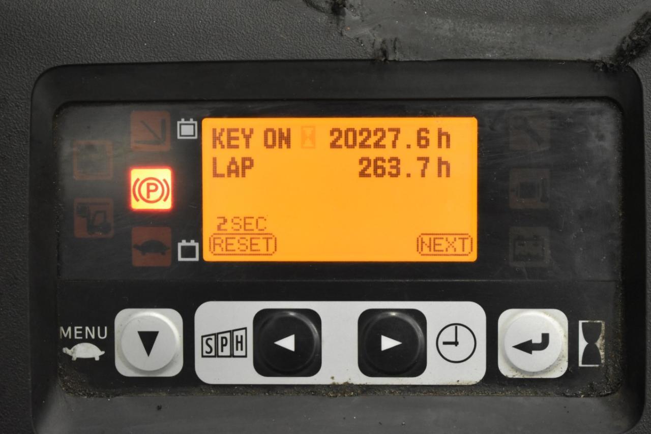 28377 TOYOTA 8FBMT16 - AKU, 2014, BP