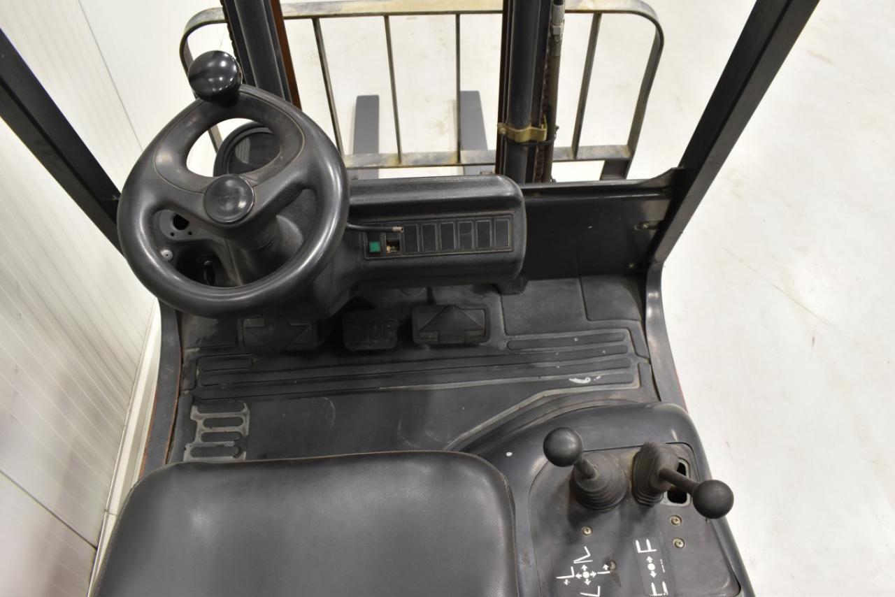 28604 LINDE H 18 D-03 - Diesel, 2008, BP