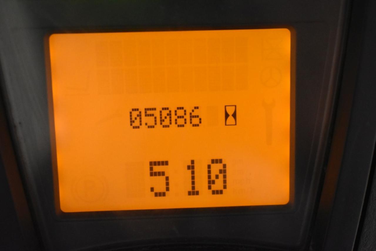 28874 LINDE E 14-01 - AKU, 2008, BP, pouze 5085 mth