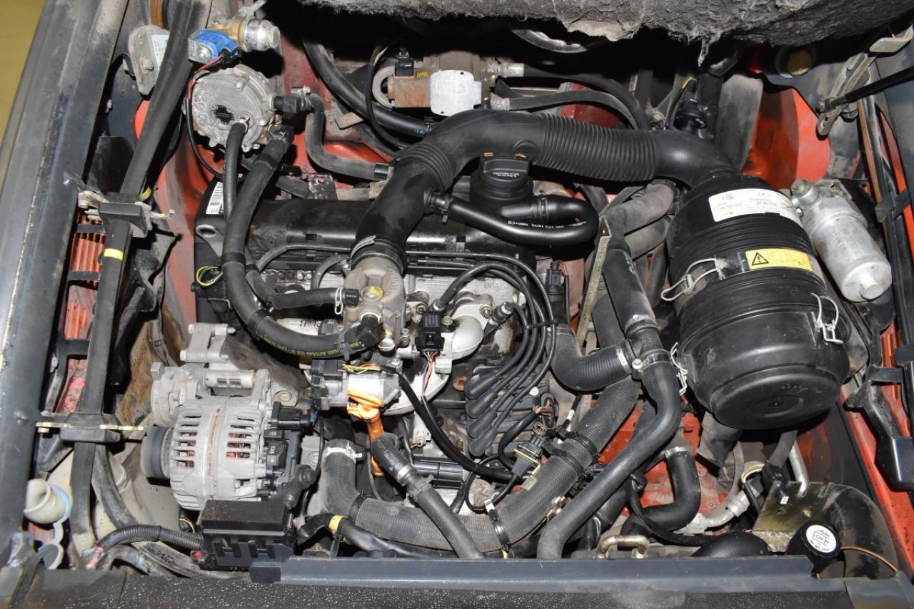 28937 LINDE H 25 T-01 - LPG, 2012, BP, pouze 7292 mth