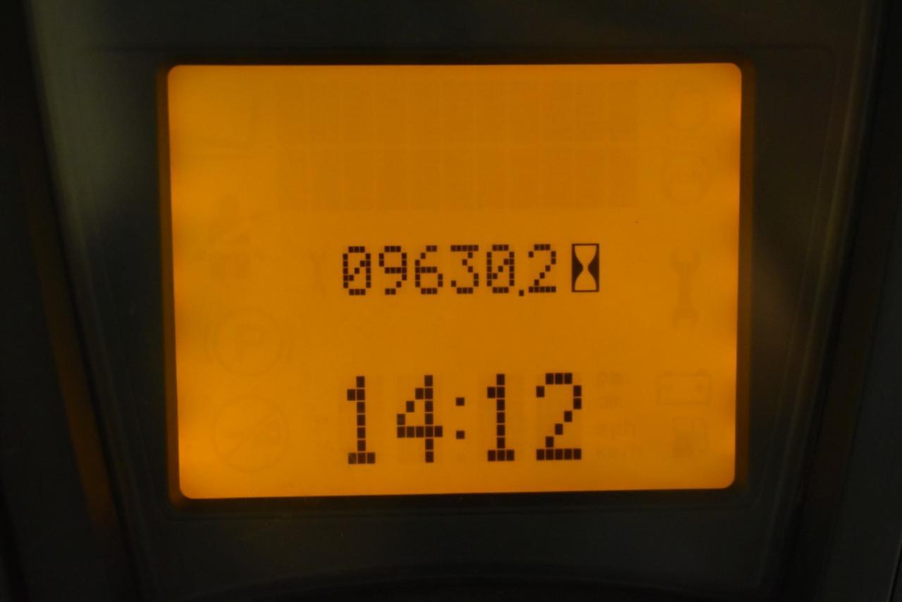 29060 LINDE H 18 D-01 - Diesel, 2010, polokabina, BP, volný zdvih, Triplex