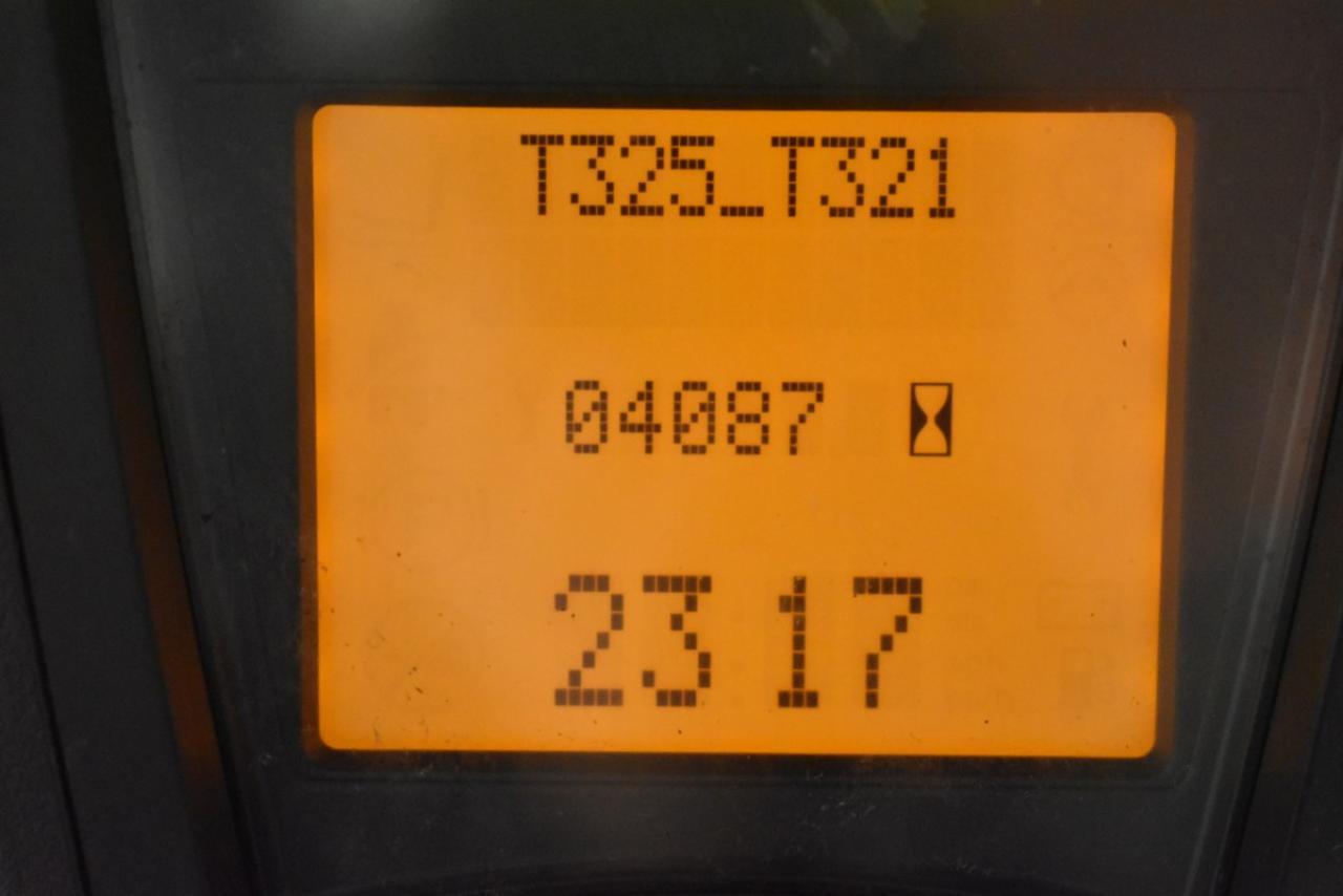 29191 LINDE E 14-01 - AKU, 2013, BP, volný zdvih, pouze 4087 mth