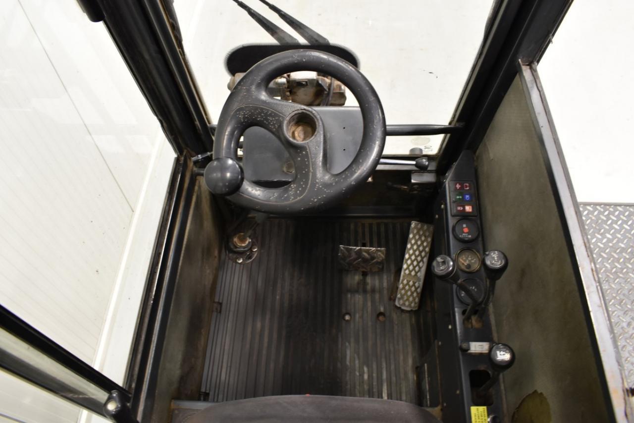 29226 LINDE S 40 - Diesel, 2003, Kabina, pouze 3190 mth