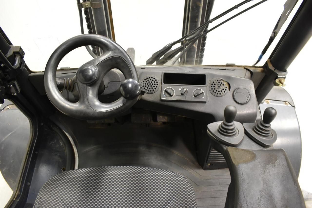 29269 LINDE H 50 T - LPG, 2005, Kabina, BP