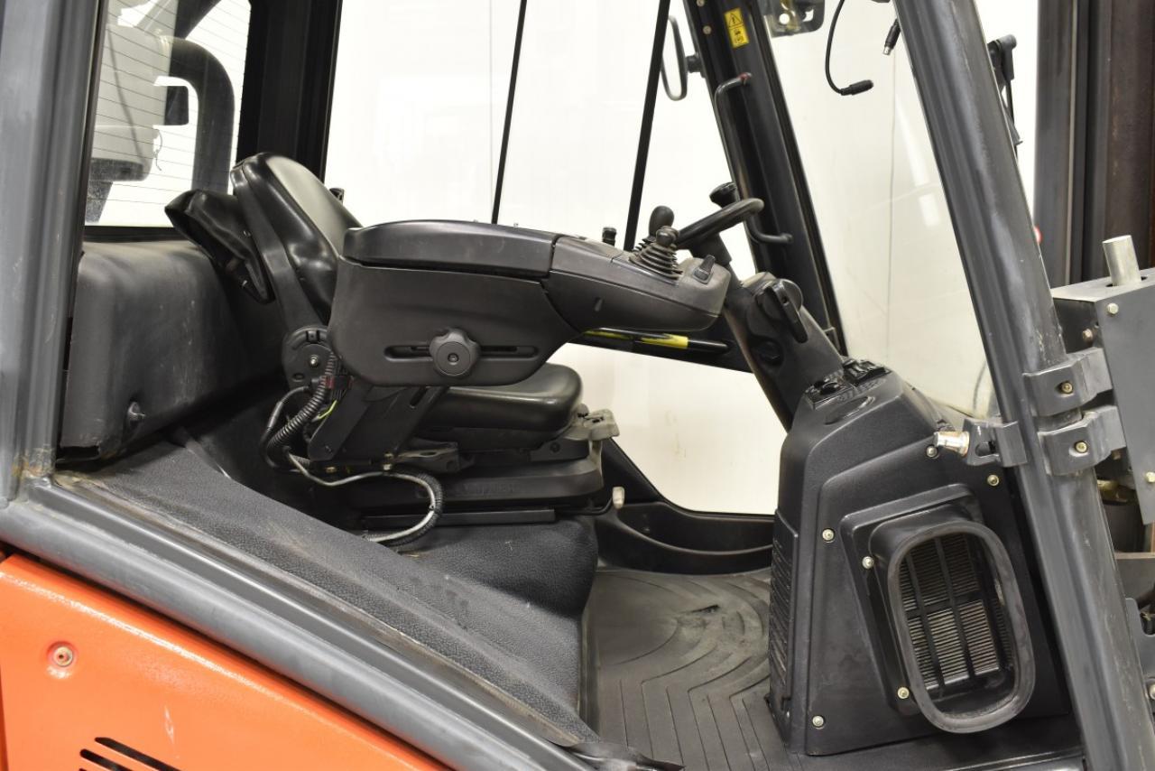 29384 LINDE H  40 D-02 - Diesel, 2014, kabína, BP, iba 6085 mth