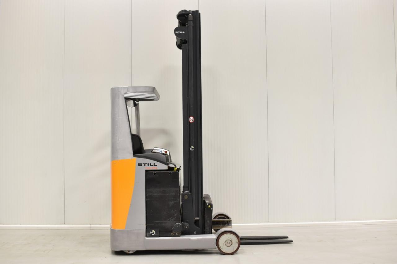 29416 STILL FM-X 14 - Battery, Reach truck, 2011, SS+FP, Free lift, TRIPLEX, only 6299 hrs
