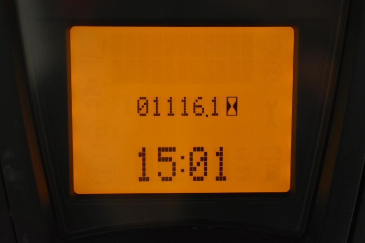 29429 LINDE H 14 T-01 - LPG, 2013, BP, pouze 1116 mth