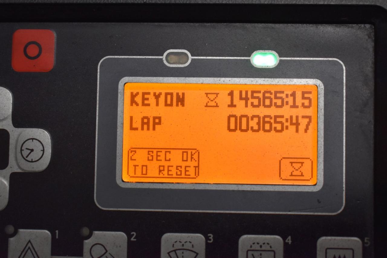 29447 TOYOTA 8FBMKT25 - AKU, 2015, BP, volný zdvih, Triplex