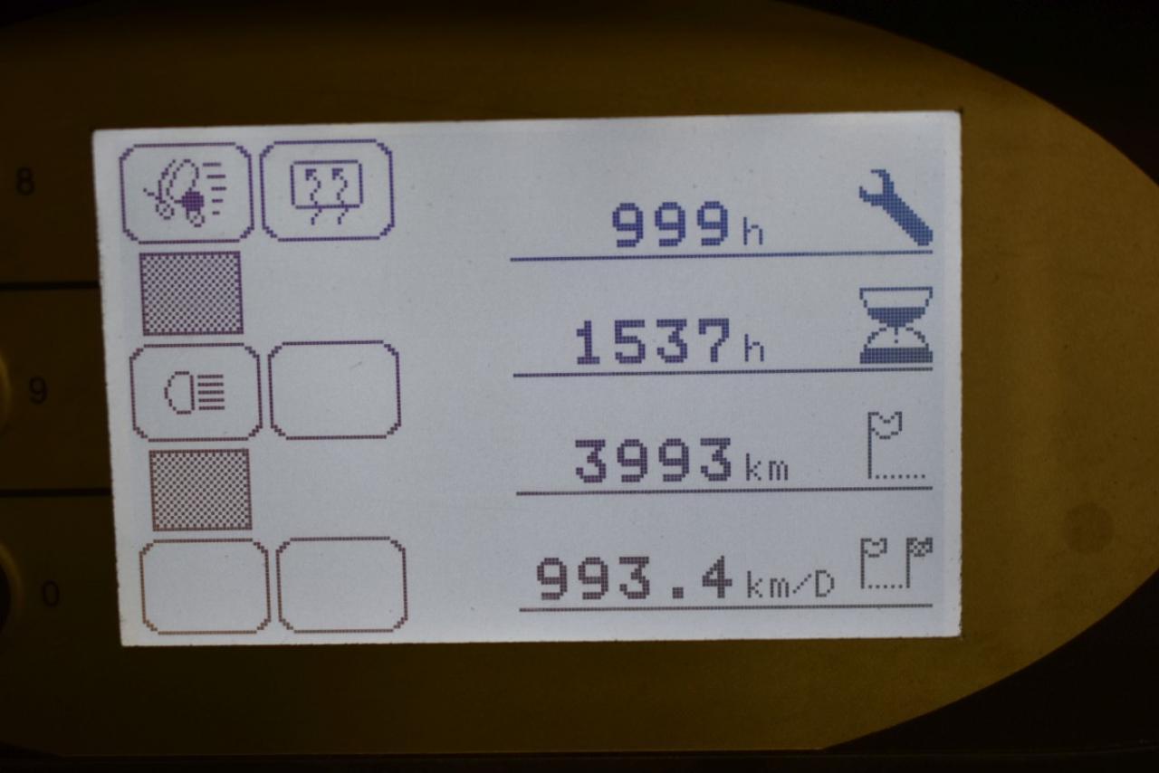 29507 STILL RX 20-14 - AKU, 2014, polokabina, BP, volný zdvih, Triplex, pouze 1536 mth