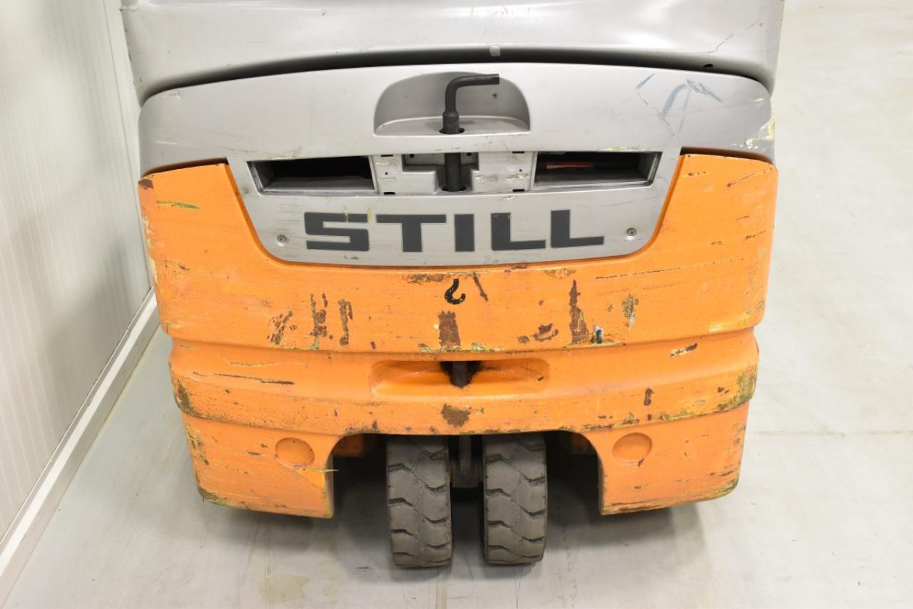 29511 STILL RX 20-14 - AKU, 2013, BP, volný zdvih, Triplex, pouze 2715 mth