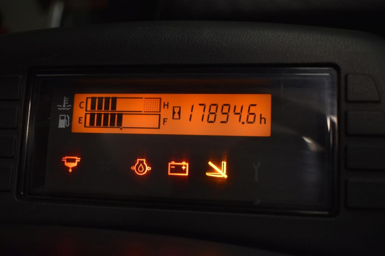 29627 TOYOTA 42-7FD45 - Diesel, 2010, Kabina, BP, volný zdvih