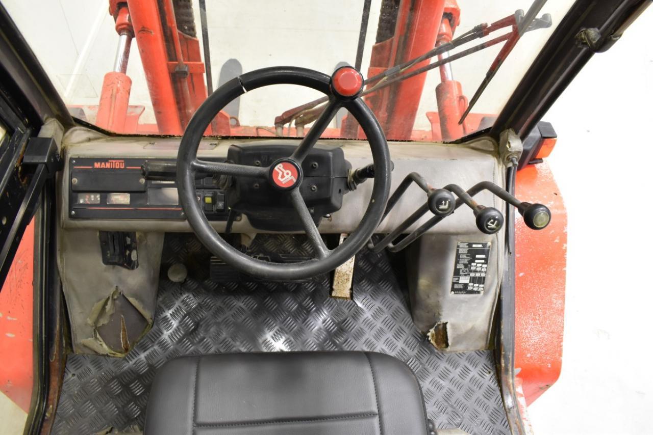 29705 MANITOU MSI 40 - Diesel, 1994, Kabina, BP