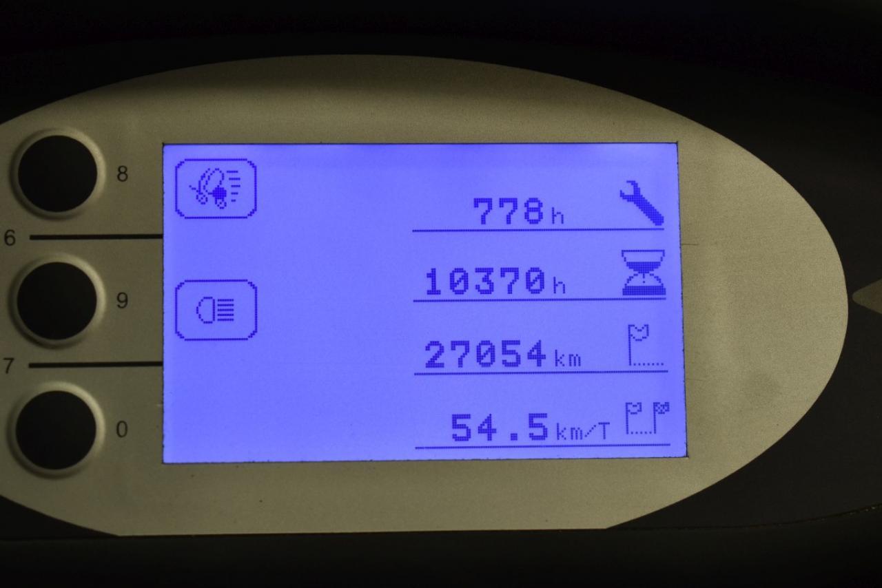 29746 STILL RX 20-16 - AKU, 2015, BP, voľný zdvih, TRIPLEX