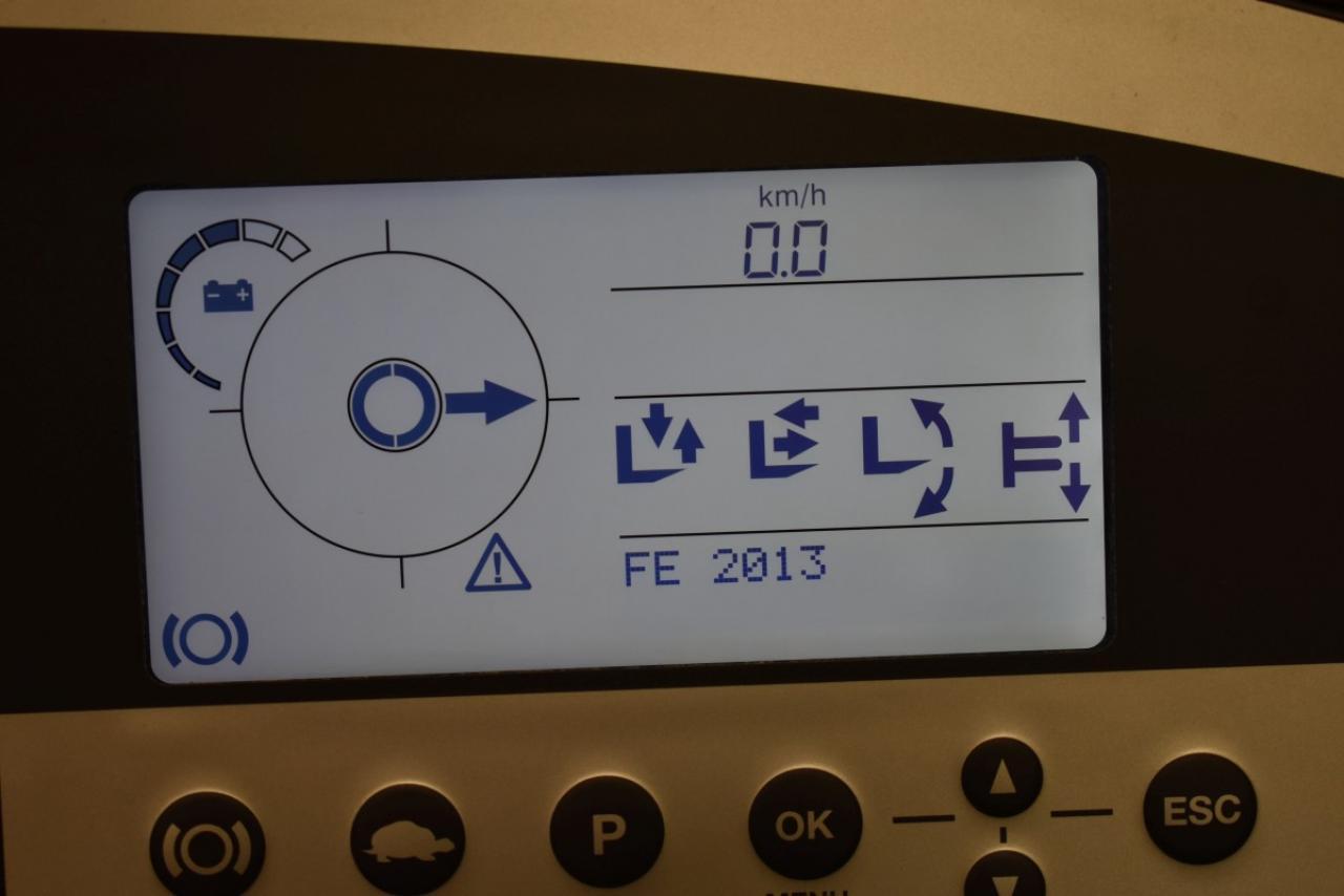 29774 STILL FM-X 17 - AKU, Retrak, 2012, BP, volný zdvih, Triplex