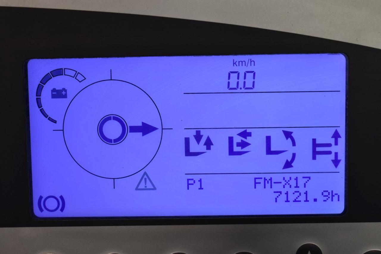 29776 STILL FM-X 17 - AKU, Retrak, 2014, BP, volný zdvih, Triplex