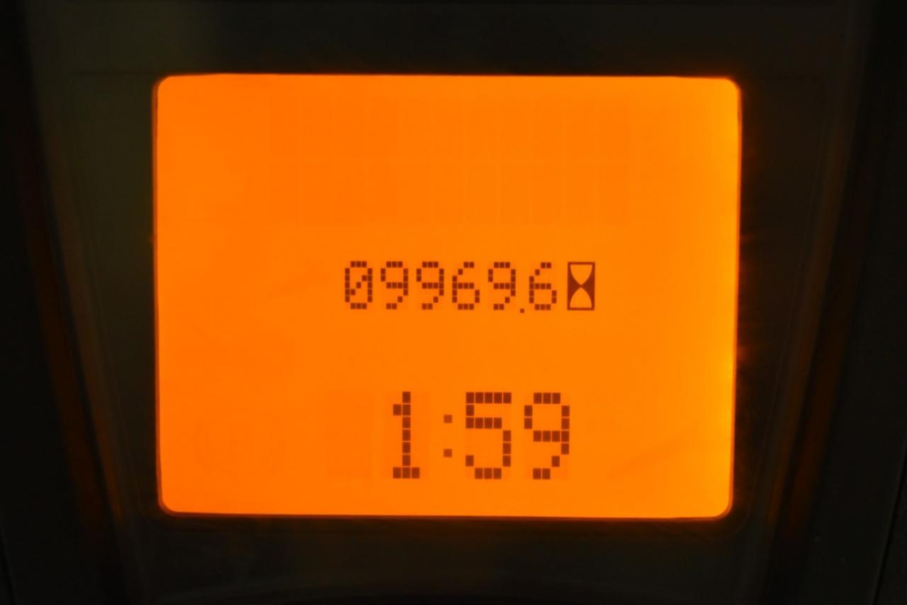 29792 LINDE H 25 T - LPG, 2006, polokabina, BP