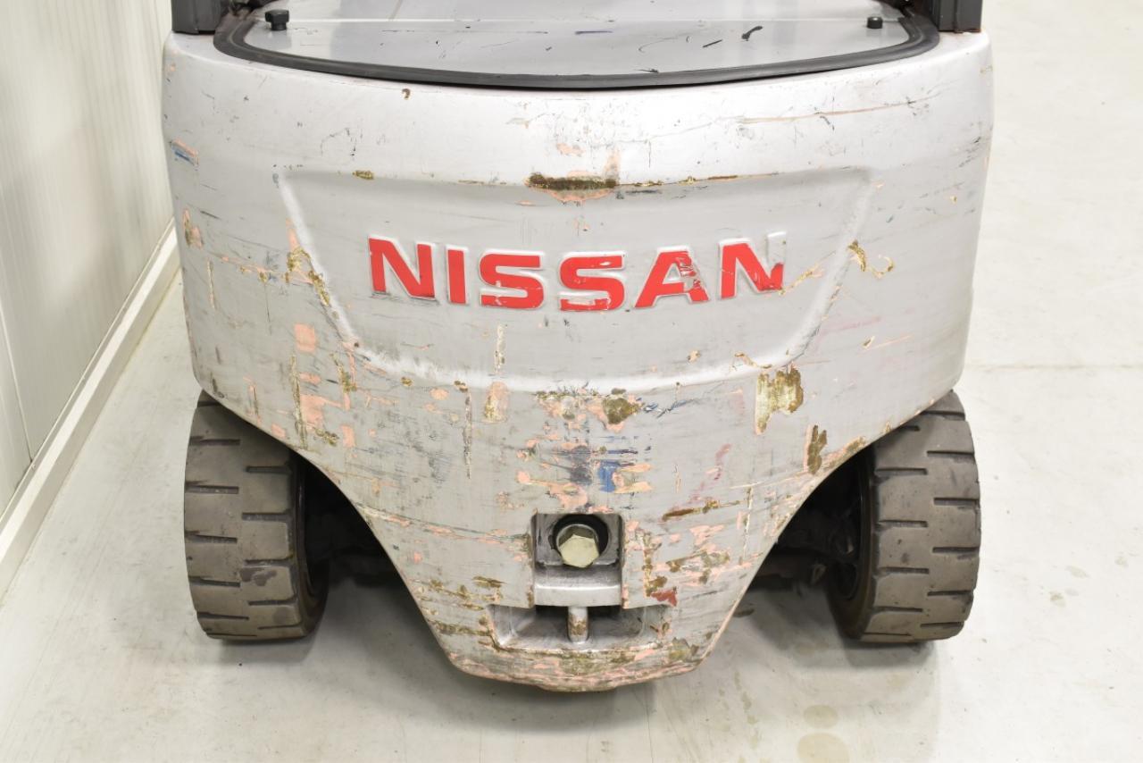 29798 NISSAN JG1N1L16Q - AKU, 2010, BP, pouze 2325 mth