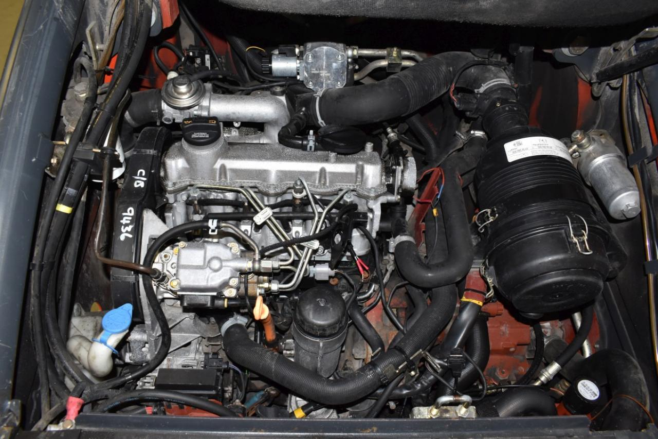 29808 LINDE H 30 D - Diesel, 2007, polokabina, BP, volný zdvih