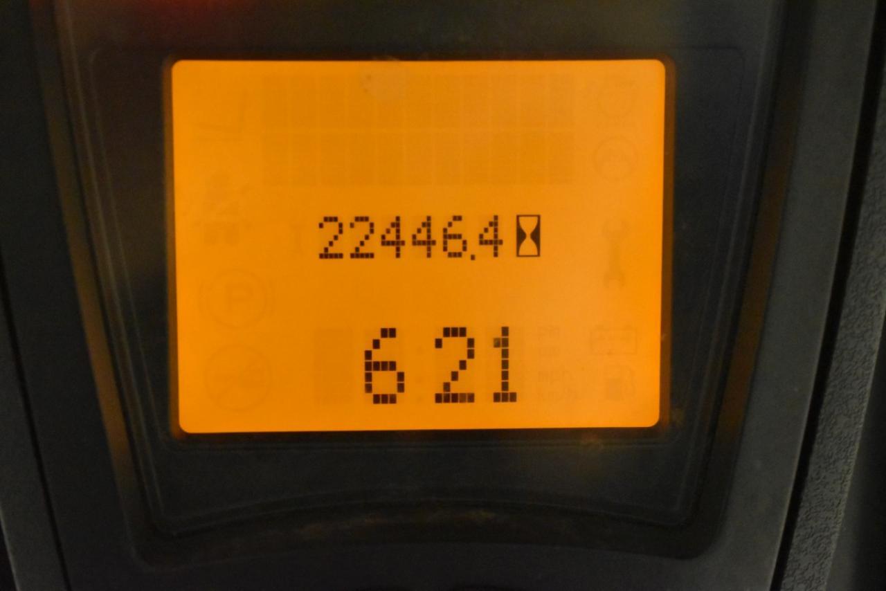 29843 LINDE H 30 T-01 - LPG, 2012, polokabina, BP