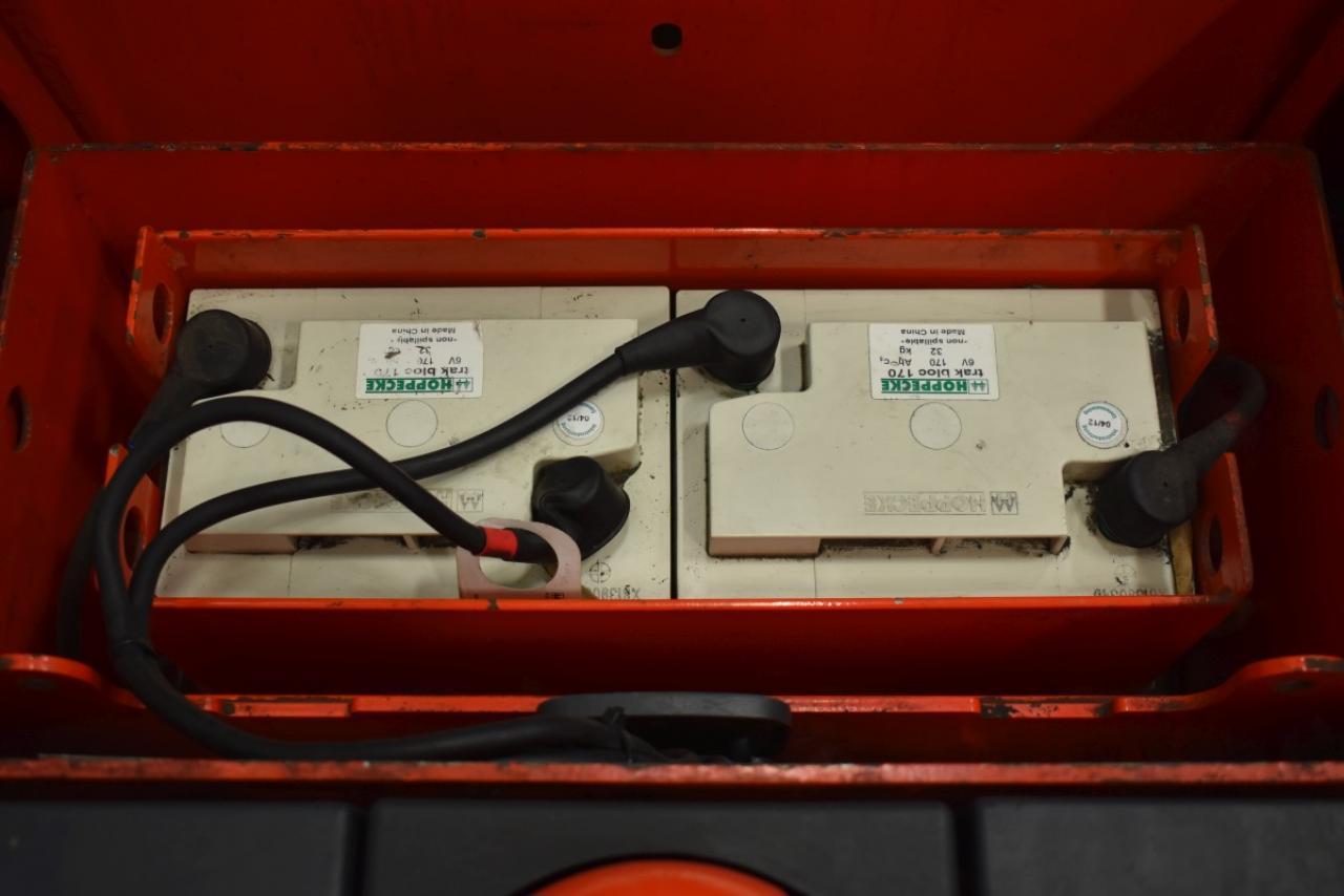 29889 LINDE L 14 AS - AKU, 2012, pouze 1444 mth