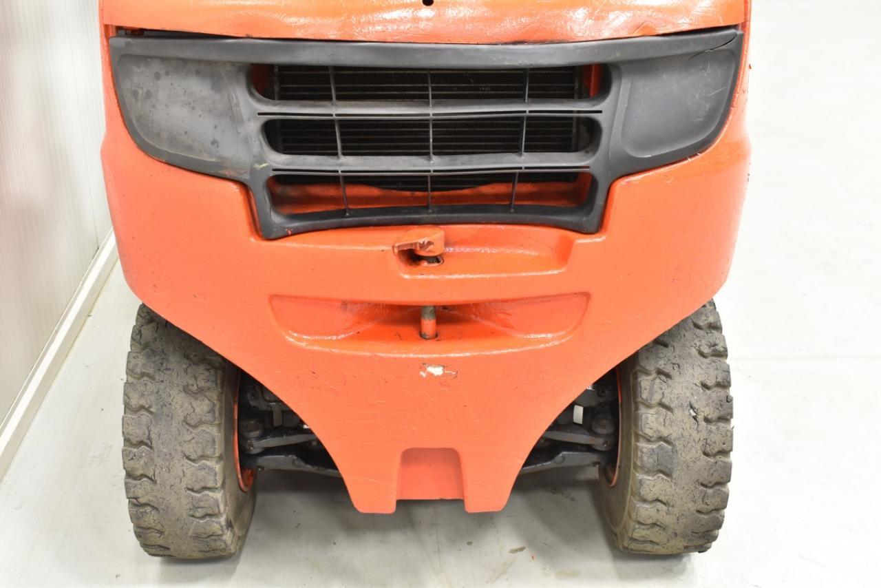 29895 LINDE H 35 D-02 - Diesel, 2013, volný zdvih