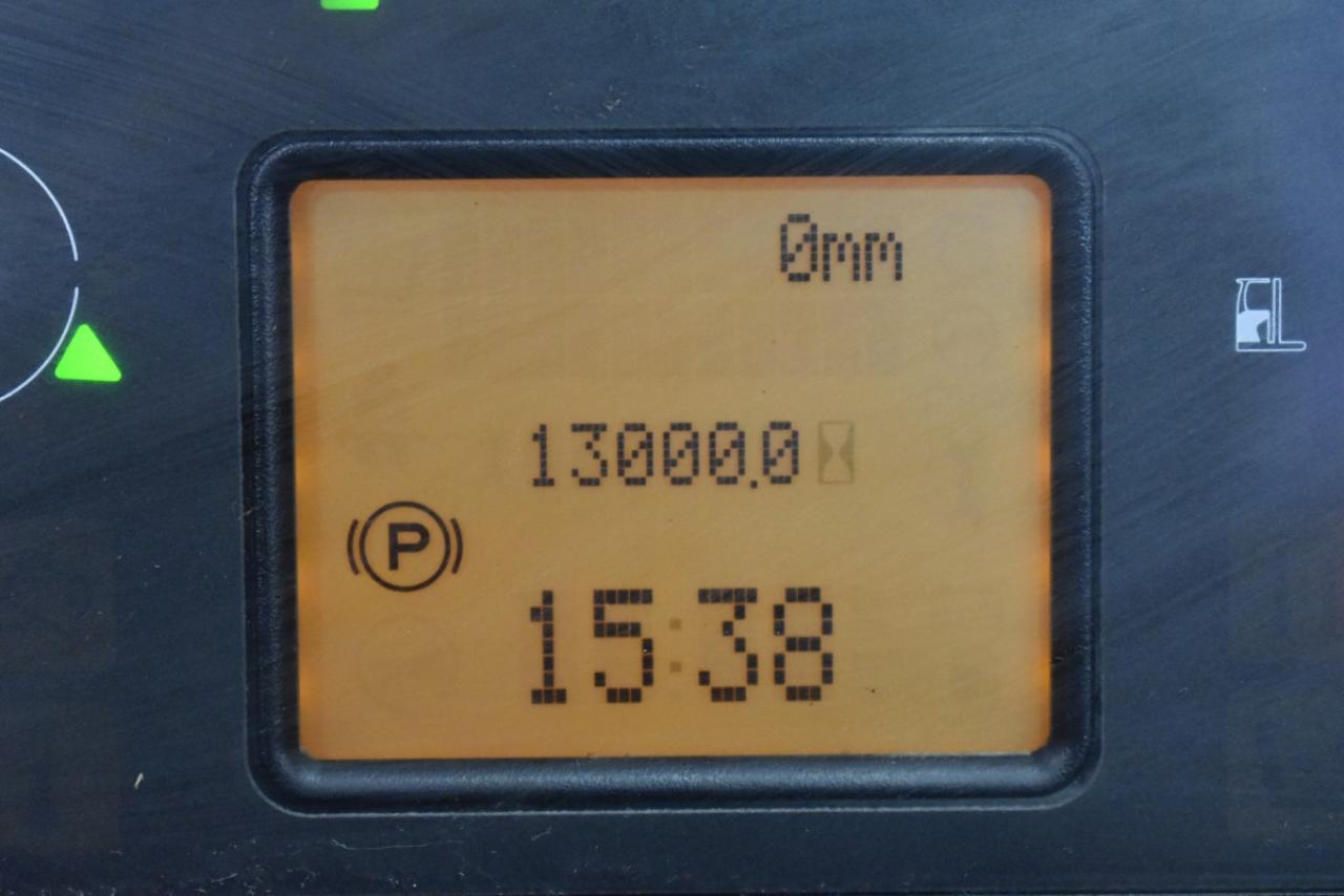29944 LINDE R 14-01 - AKU, Retrak, 2014, BP, volný zdvih, Triplex