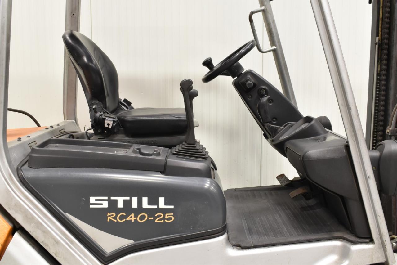 29966 STILL RC 40-25 T - LPG, 2013, BP, volný zdvih, Triplex
