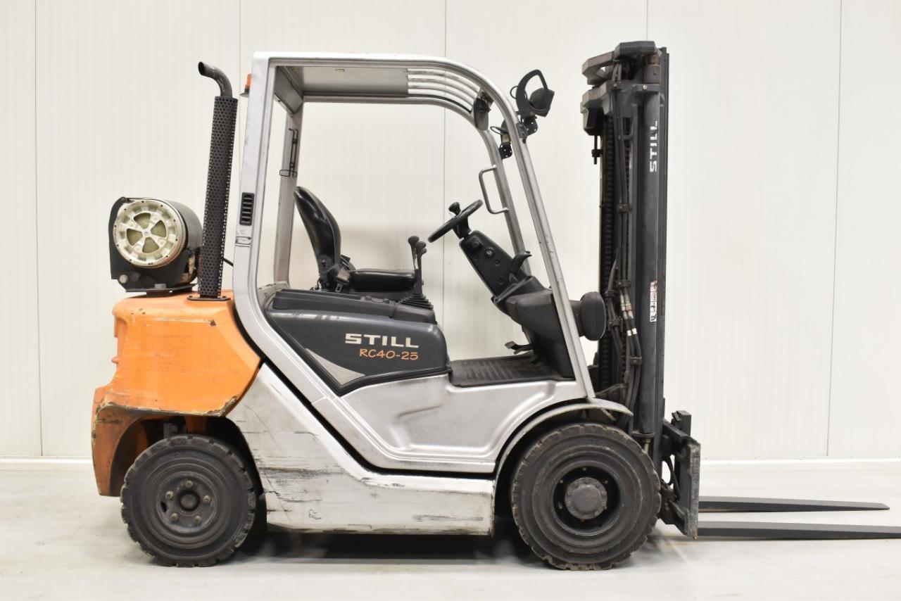 29970 STILL RC 40-25 T - LPG, 2013, BP, volný zdvih, Triplex