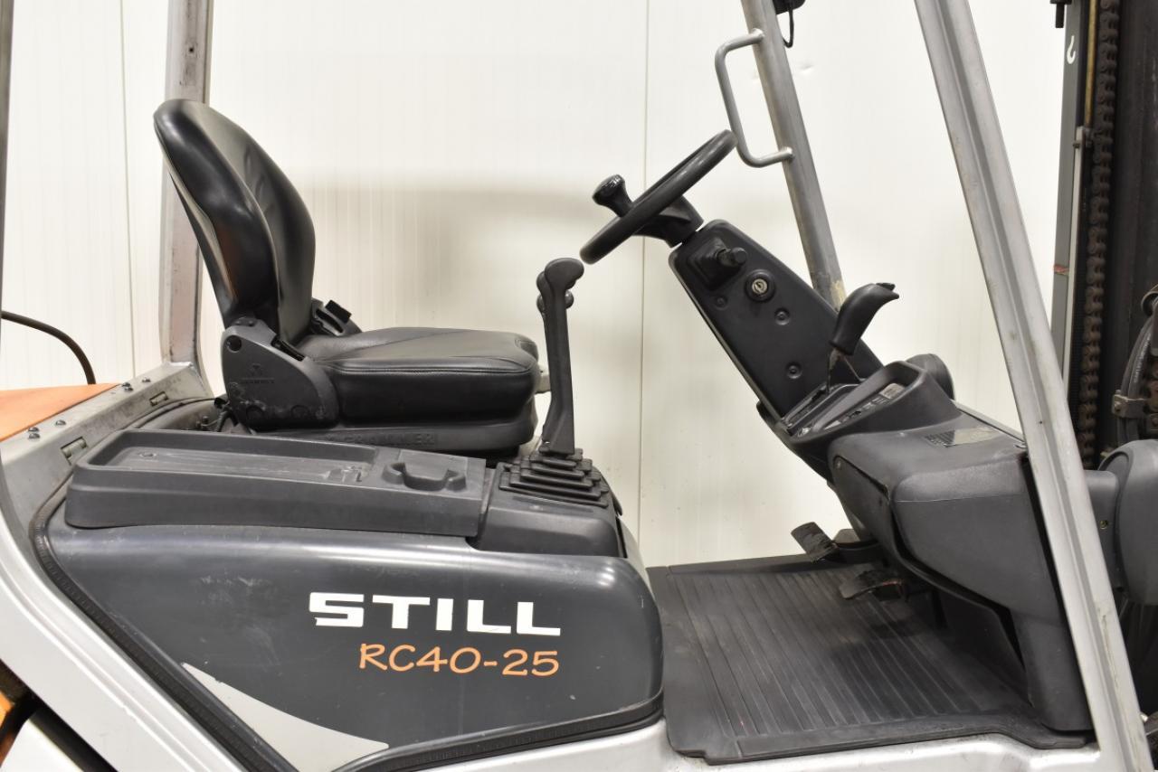 29972 STILL RC 40-25 T - LPG, 2013, BP, volný zdvih, Triplex