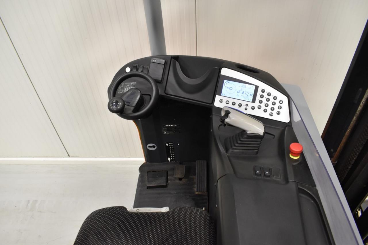 29991 STILL FM-X 14 - AKU, Retrak, 2012, BP, volný zdvih, Triplex