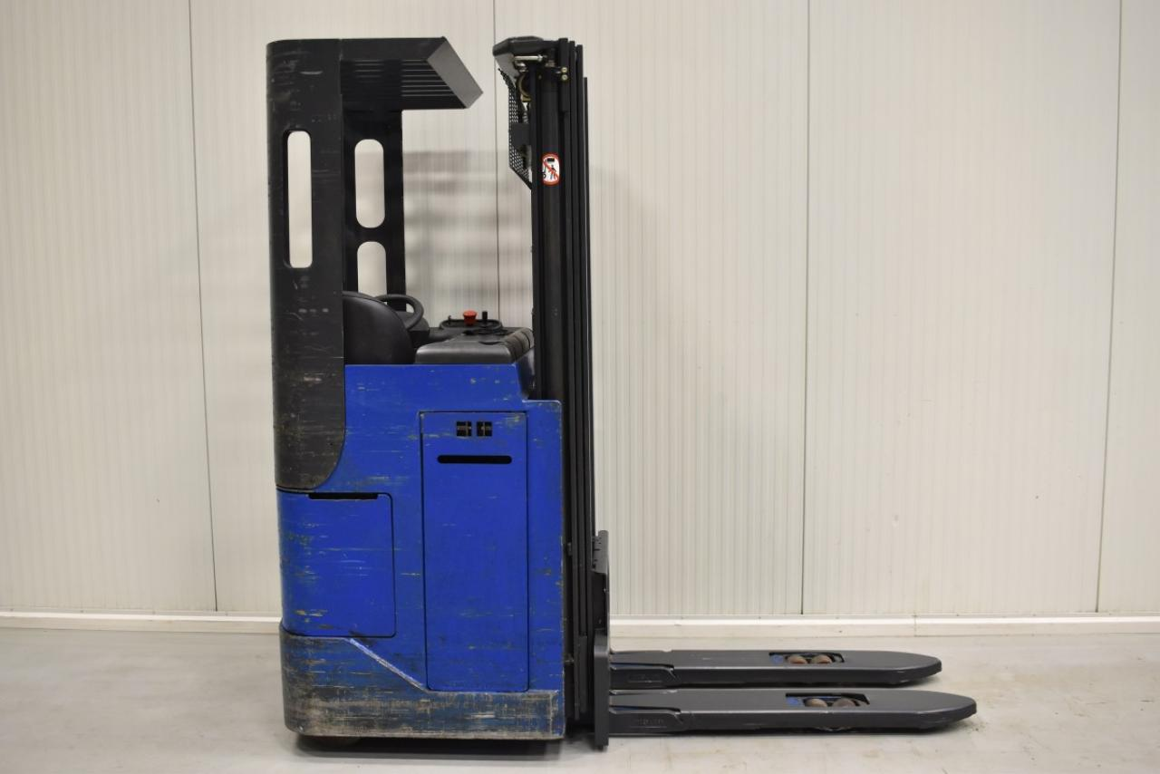 30009 LINDE L 16 R - Battery, 2014, Free lift, TRIPLEX, only 2814 hrs