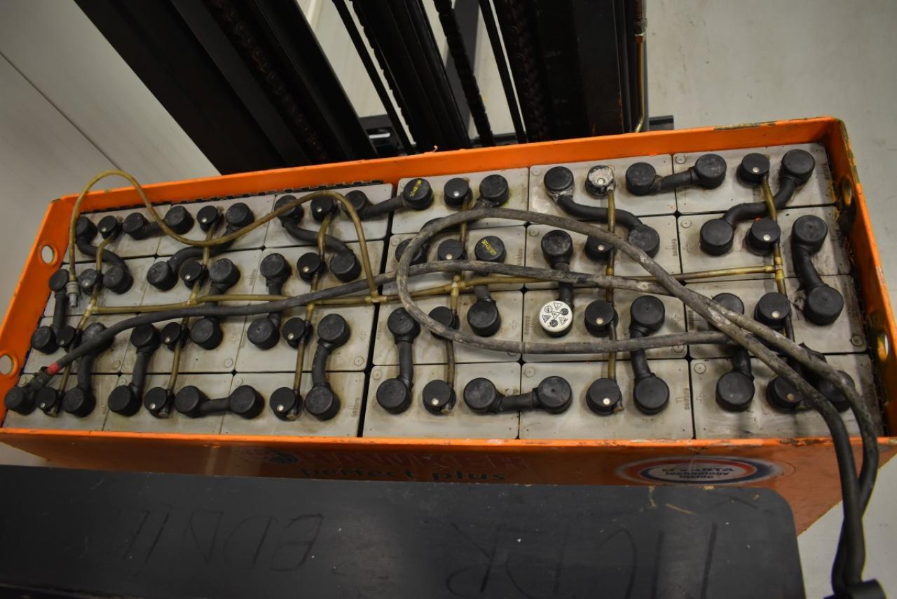 30042 STILL FM 17 I - AKU, Retrak, 2004, BP, volný zdvih, Triplex