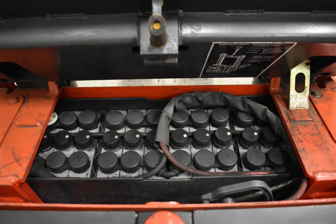 30043 LINDE L 14 - AKU, 2008, přízdvih, pouze 4045 mth, BAT 2011