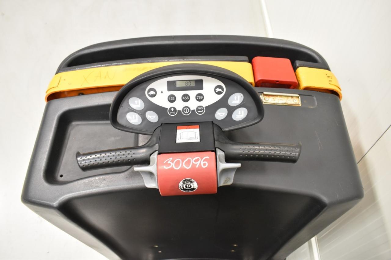 30096 STILL CX 20 - AKU, 2010, pouze 1463 mth, BAT 2013