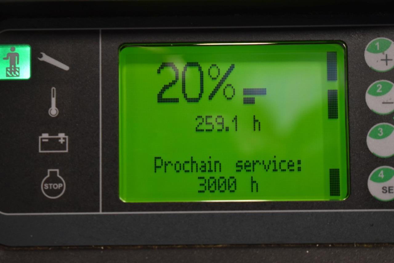 30111 LINDE L 12 AP - AKU, 2013, pouze 259 mth, BAT 2014