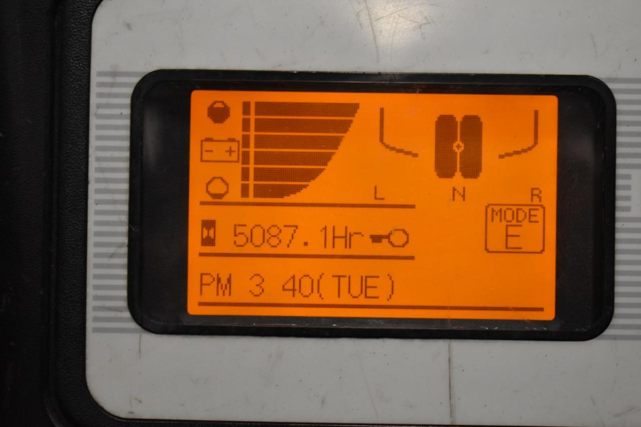 30134 ATLET A1N1L15T - AKU, 2014, BP, pouze 3740 mth