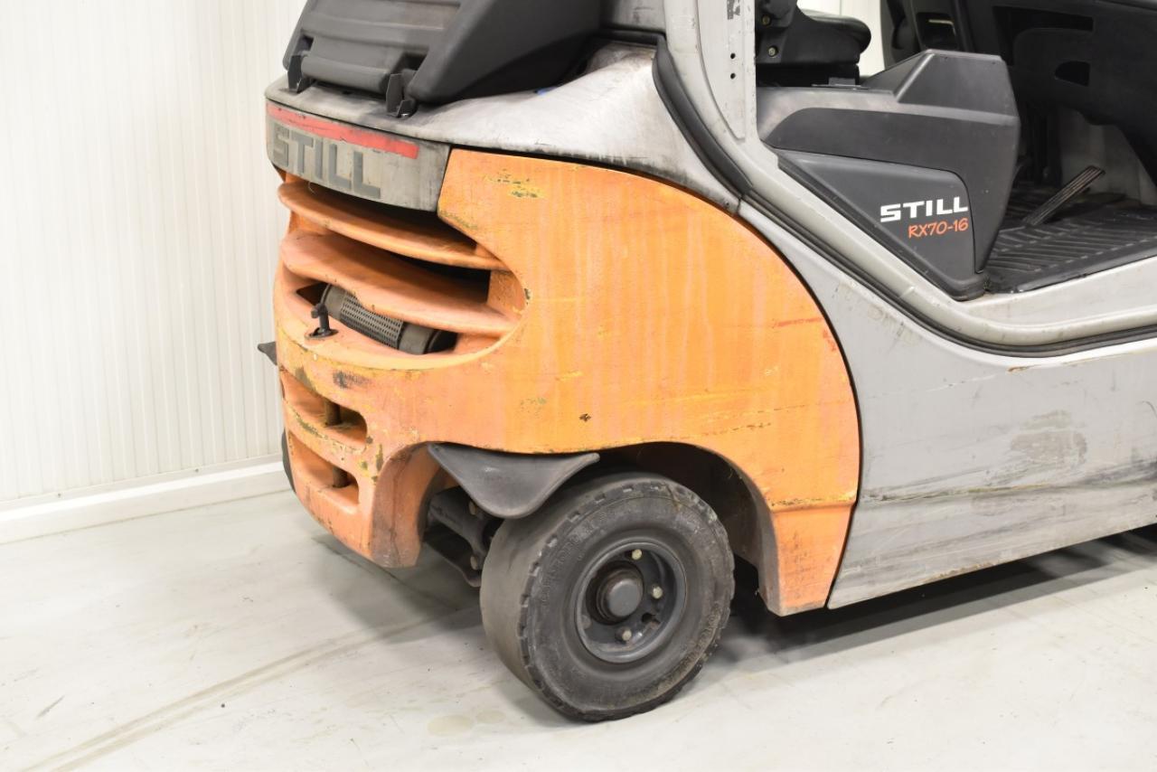 30216 STILL RX 70-16 - Diesel, 2014, polokabina, BP, pouze 5663 mth