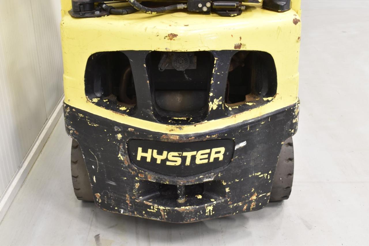 30241 HYSTER H 2.0 FTS - LPG, 2008, BP, volný zdvih, Triplex, pouze 5659 mth