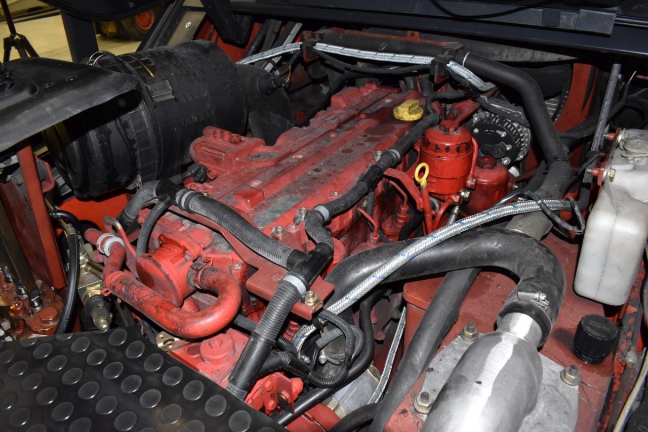 30288 LINDE H 70 D-03 - Diesel, 2008, Kabina, BP+HSV