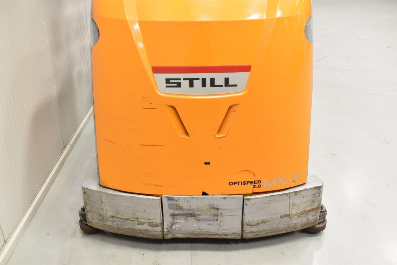 30323 STILL MX-X TR - AKU, 2010, volný zdvih, Triplex, pouze 2958 mth, BAT 2018