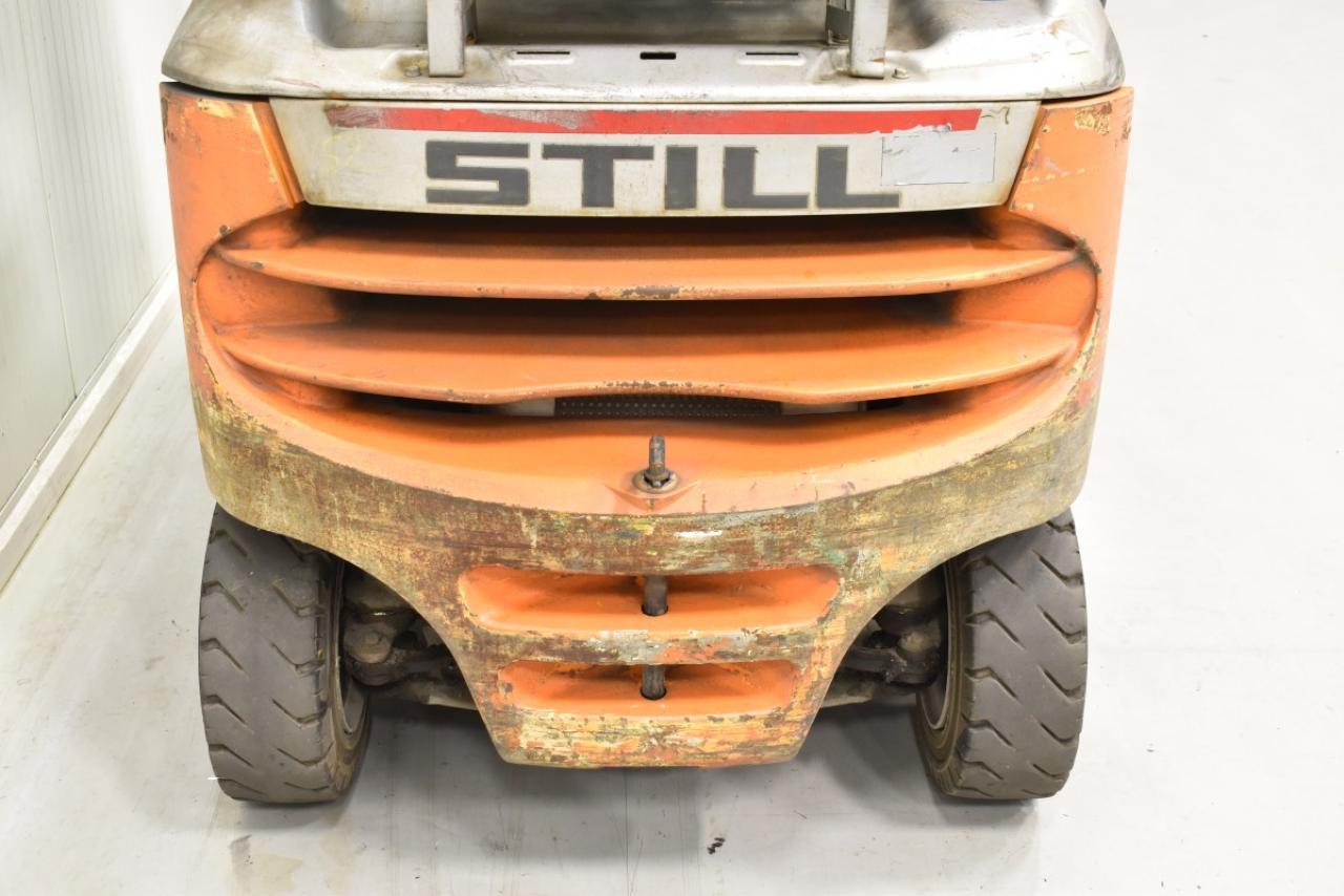 30342 STILL RX 70-20 T - LPG, 2014, polokabina, BP, volný zdvih, Triplex