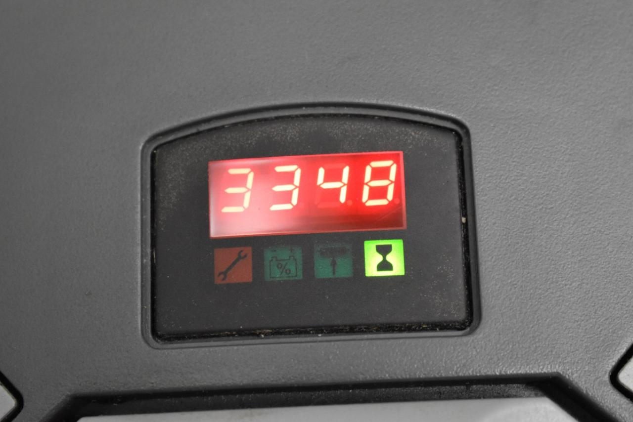 30360 BT SPE 160 - AKU, 2014, volný zdvih, Triplex, pouze 3348 mth