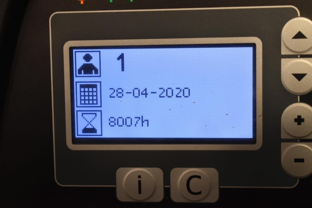 30363 BT RRE 160 - AKU, Retrak, 2010, BP, volný zdvih, Triplex