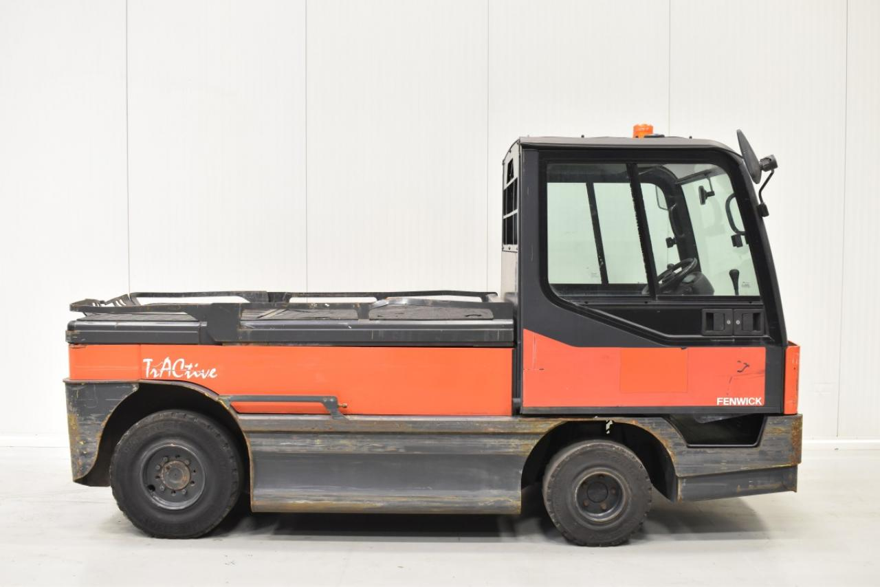 30412 LINDE P 250 - AKU, 2013, Kabina